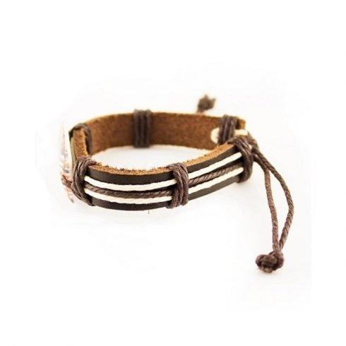 Be-happy-Bob-Marley-armband-zijkant (2)