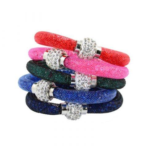 Kristal-armband