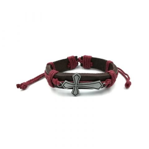 Latijnse-kruis-armband