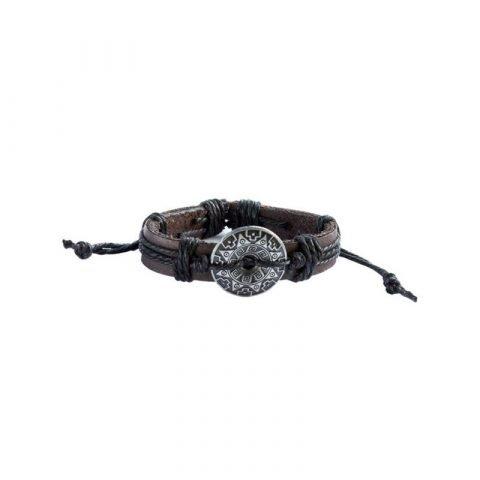 tribal-armband-zwart