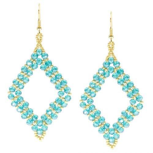 turquoise-en-goudkleurige-oorhangers-ma