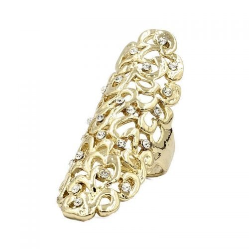 Statement-ring-met-kristallen