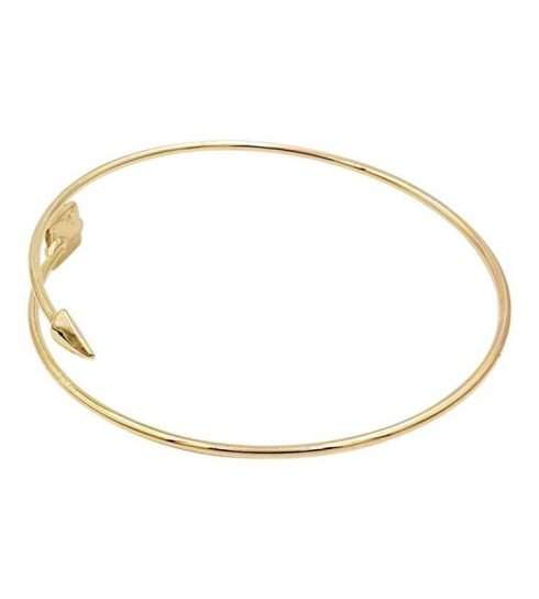 Pijl-armband-bohemian-stijl-goudkleurig-zij-l-s