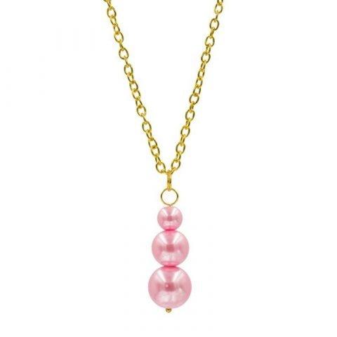 ketting-met-parels-hanger-roze