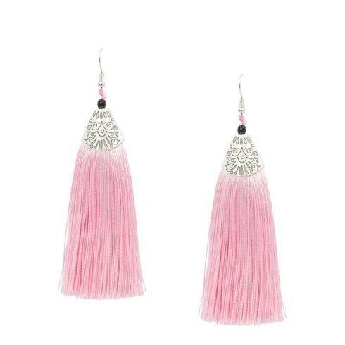 pink-oorbellen-kwast