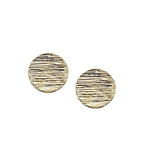 minimalistische-ronde-oorbellen-goudkleurig