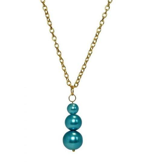 Goudkleurige-ketting-met-blauwe-hanger1