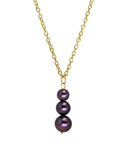Goudkleurige-ketting-met-paarse-hanger1