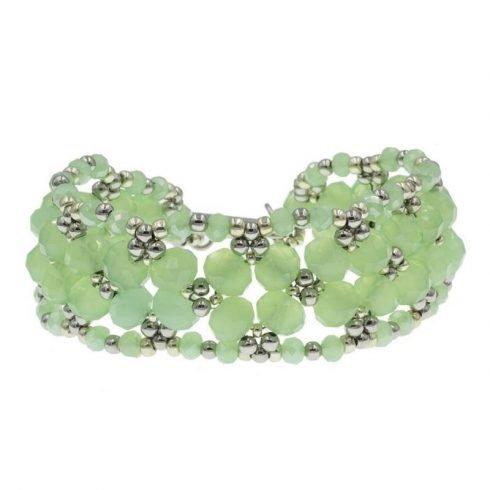 kralen-armband-imitatie-jade-groen