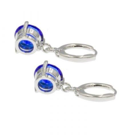 set-oorbellen-blauw